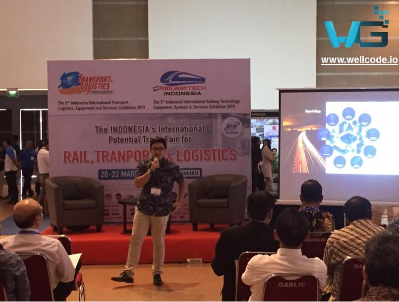 Wellcode.io – Pameran dan Konferensi ke-3 Teknologi & Peralatan Kereta Api Internasional Indonesia Tahun 2019